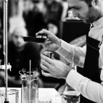Claudiu Stavrica la Campionatul national de barista- World Barista Championship 2016