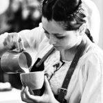 Tatiana Tudorache la Campionatul national de barista- World Barista Championship 2016
